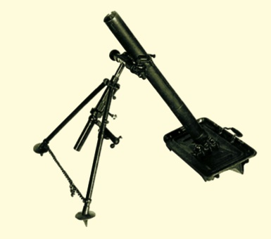Mortero de 81 mm M-1