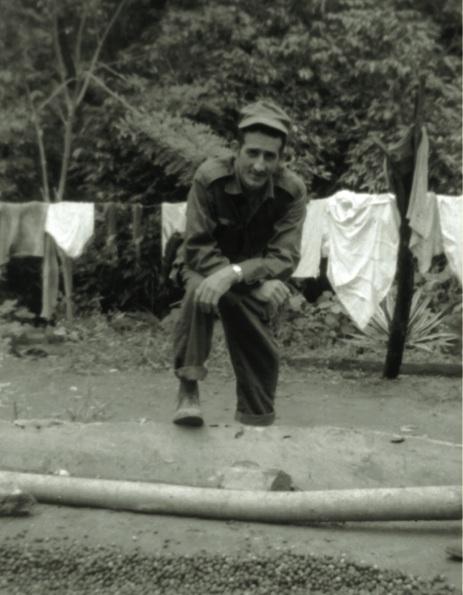 El capitán Orlando Lara.