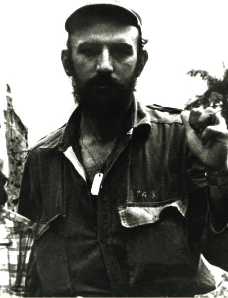 """El capitán Ramón Paz, de """"probada inteligencia, iniciativa y decisión"""""""