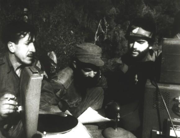 Radio Rebelde desde la Sierra Maestra