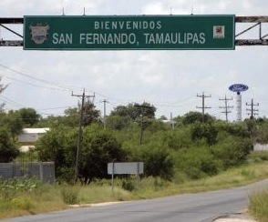 San Fernando de Tamaulipas, el lugar de la masacre