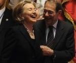 Solana e Hillary