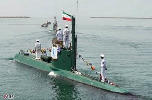 Submarino iraní