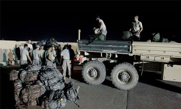 Tropas de EEUU en Iraq