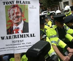 Blair dice que crisis en Iraq no se debe a la invasión de 2003 que él apoyó