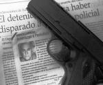 Asesinato y amenazas contra periodistas en América Latina.
