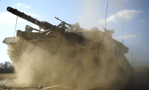 Ataque de Israel a Palestina