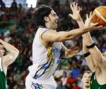 El juego entre Brasil y Argentina