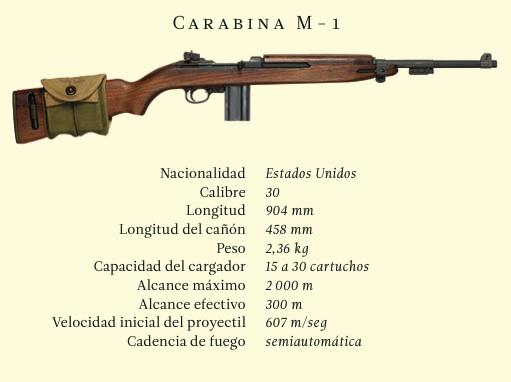 Carabina M-1