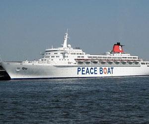 Cucero por la Paz (Peace Boat)