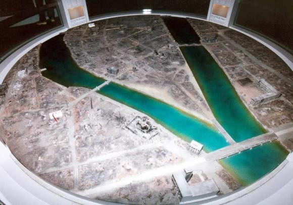 Hiroshima después de la bomba atómica