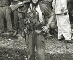 El combatiente rebelde Roberto Rodríguez, El Vaquerito.