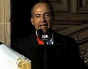 Felipe Calderón en Guanajuato