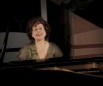 Alicia Perea en concierto.