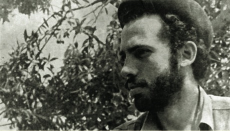 """El capitán Geonel Rodríguez, colaborador del Che en El Cubano Libre, según Fidel: """"combatiente modesto y valeroso""""."""