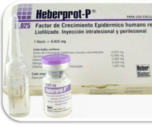 Herbertprot-P est appliqué sur des centaines de diabétiques