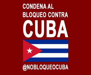 Califican bloqueo contra Cuba de cadáver ideológico