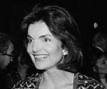 Jacqueline Kennedy Onassis, ex primera dama de los Estados Unidos. Foto de archivo