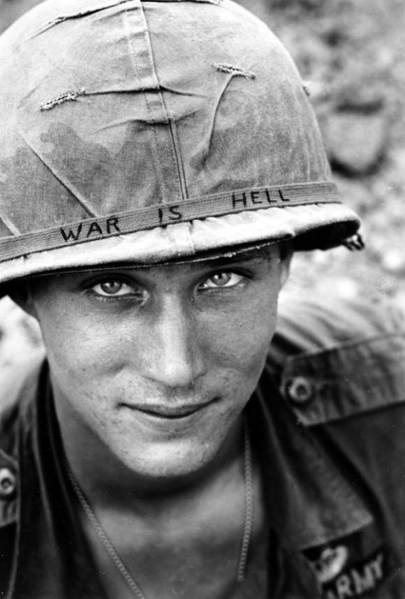La guerra es un infierno