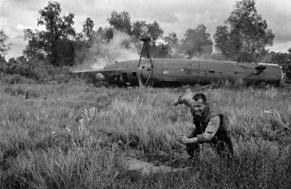 La guerra es un infierno Foto: AP/ Horst Faas