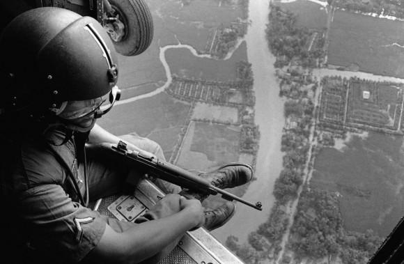 La guerra es un infierno Foto: AP