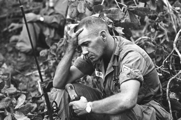 La guerra es un infierno Foto: AP/ Steve Stibbens