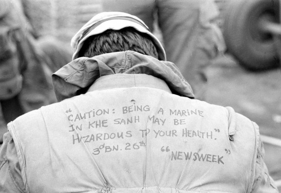 La guerra es un infierno. Foto: AP/ Rick Merron