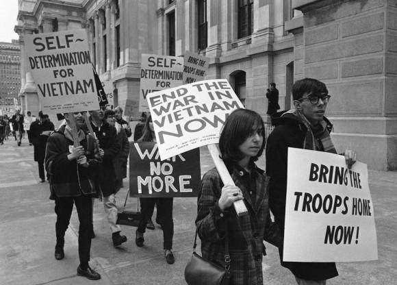 La guerra es un infierno (Foto: AP/ Bill Ingraham)