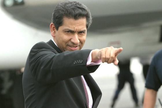 Lucio Gutiérrez trata de sacar provecho de situación en Ecuador