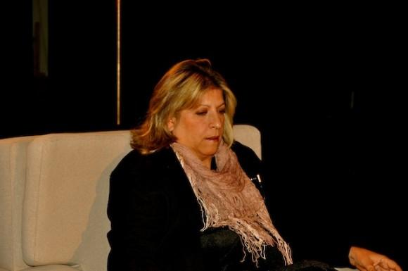 """Marilyn Bobes en """"Con 2 que se quieran"""". Foto: Petí"""