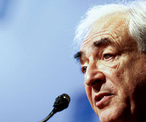 Retiran cargos a Dominique Strauss-Kahn, ex-director del FMI