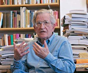 Noam Chomsky: Wikileaks reveló el odio de EEUU