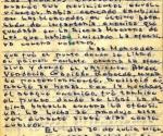 Parte militar dictado a Celia por Fidel el 7 de agosto de 1958 y tras- mitido durante la noche por Radio Rebelde. Fidel da la noticia de la victoria contra la ofensiva enemiga, que tuvo su comienzo y fin en Las Mercedes