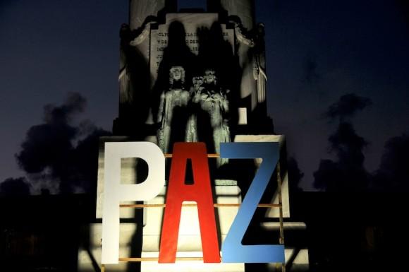 Paz. Foto: Roberto Chile
