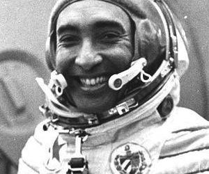 La gran noticia hace 30 años: ¡Un cubano en el cosmos!