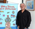 Se cansó ayer el intrépido corazón de Tomy, el gran caricaturista cubano. Sus diástoles y sístoles no pudieron seguir marcando el compás de una vida tan inquieta. Autor: Juventud Rebelde