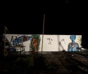 Vista nocturna: 13 de agosto de 2010