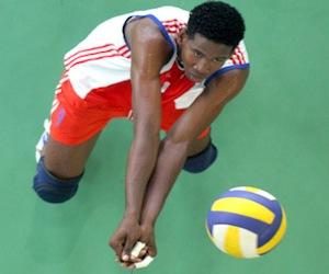 Debuta Cuba con éxito en Preolímpico de Voleibol Masculino