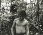 Los jóvenes rebeldes Alfonso Zayas, Fonso, y Orlando Pupo.