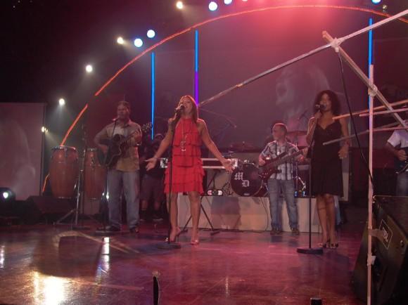 Lyn Milanés actuó en la Gala y también resultó nominada