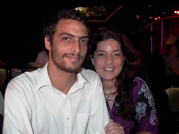 Marcell Beltrán, realizador y Bárbara Llanes, nominados en Opera Prima