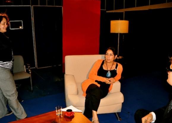 """Adria Santana en """"Con 2 que se quieran"""". Foto: Petí"""