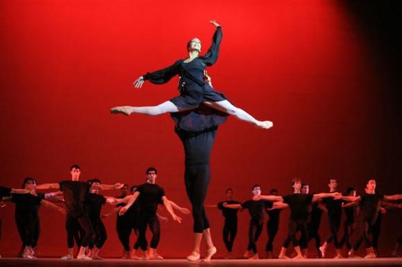 Festival de Ballet. Foto: La Jiribilla