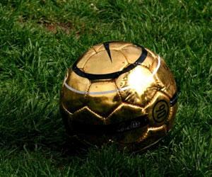 FIFA: balón de oro. Foto de archivo
