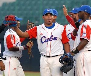 Béisbol cubano gana topes amistosos con Nicaragua