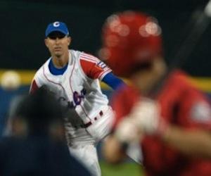 Cuba sale delante en segunda ronda de premundial de béisbol