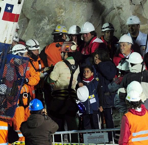 chile-mineros