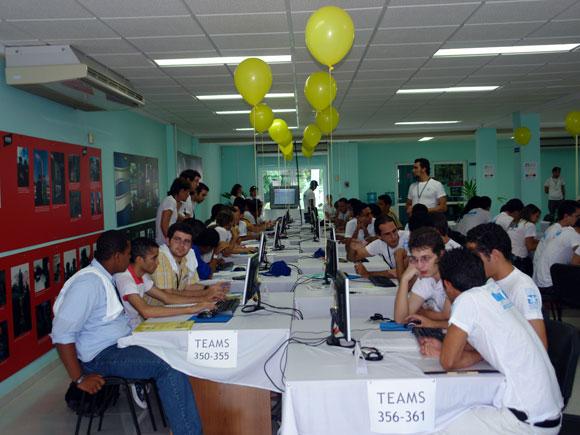 Concurso Internacional de Programación de la ACM