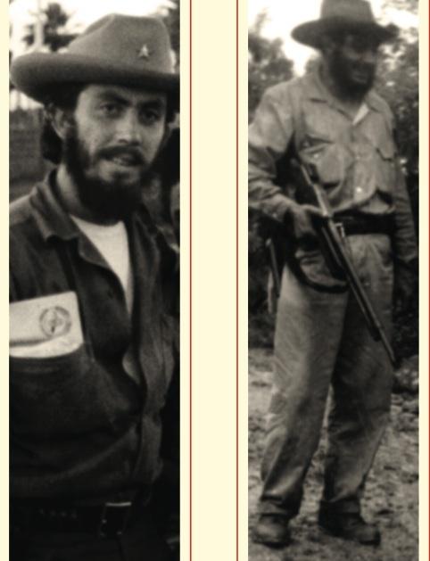 Tras la Batalla de Guisa el capitán Luis Pérez Martínez fue asignado al Cuarto Frente. Y Vitalio Acuña Núñez, Vilo, en diciembre de 1958.
