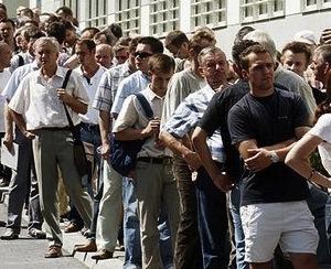 La cifra mundial de desempleados llegará a 200 millones este año